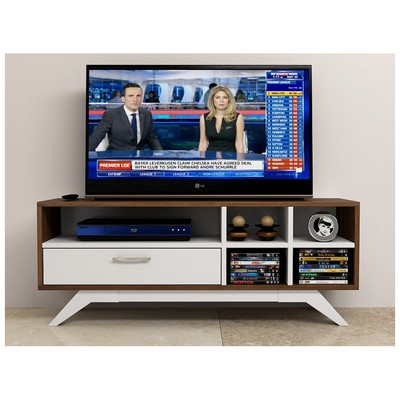 Bestline Retro Tv Sehpası - Ceviz TV Sehpası