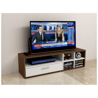 Bestline Tetra TV Sehpası - Ceviz TV Ünitesi