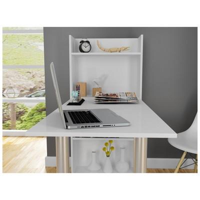 Bestline Flamingo Çalışma Masası - Beyaz Mobilya