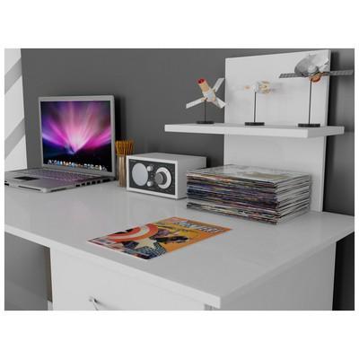 Bestline Lavanta Çalışma Masası - Beyaz Mobilya