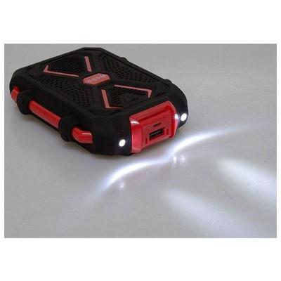 S-Link IP-88 10400 mAh Powerbank - Siyah/Kırmızı