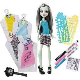Monster High Çılgın Kıyafet Tasarım Merkezi Kız Çocuk Oyuncakları