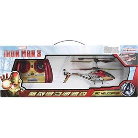 Majorette Iron Man 3 Kanal Usb Şarjlı Helikopter Erkek Çocuk Oyuncakları