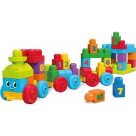 Mega Bloks Sayı Treni Arabalar