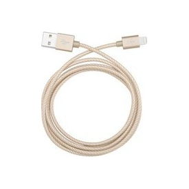 Belkin Premium 120 cm lighting Kablo-Sarı W USB Kablolar