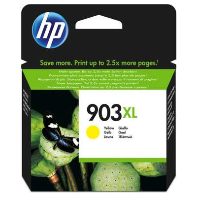HP 903XL Sarı Kartuş Yüksek Kapasiteli T6M11A