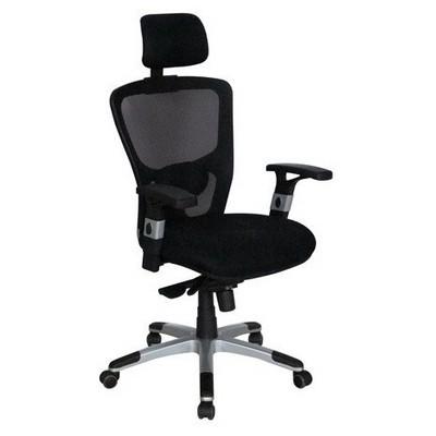 Adore Managertechno Çok Fonksiyonlu Yöneticikoltuğu Siyah Vlt-380-fs-1