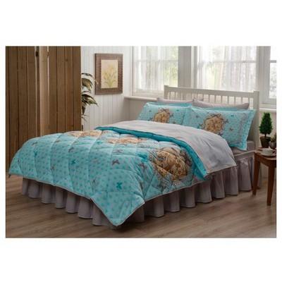 Taç Tekstil Taç Loire Uyku Seti Çift Kişilik - Mint Uyku Setleri