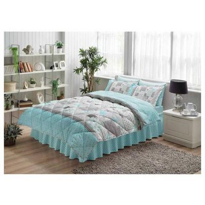 Taç Elora Uyku Seti Çift Kişilik - Mint Ev Tekstili