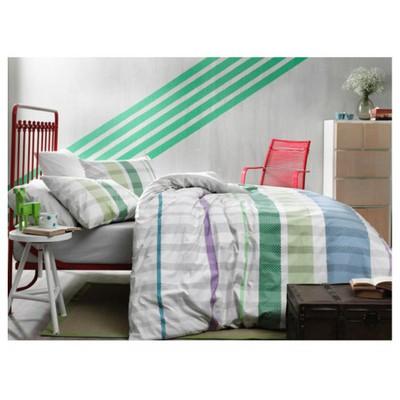 Taç Balance Nevresim Takımı Çift Kişilik - Yeşil Ev Tekstili