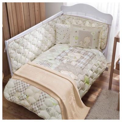 tac-tekstil-tac-baby-friends-battaniyeli-bebek-uyku-seti-krem
