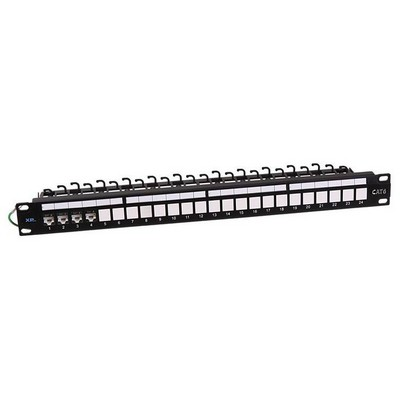 Ucer 24 Port Utp Cat6 Patch Panel Network Kablosu