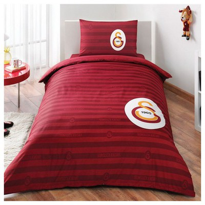 Taç Galatasaray Elegant Nevresim Takımı Galatasaray Ürünleri