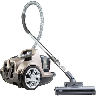 Fakir Veyron Turbo Öko Elektrikli Süpürge - Bej