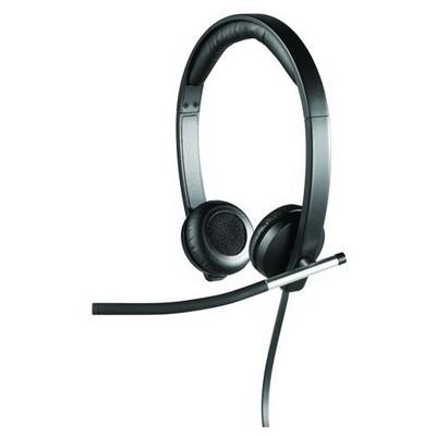 Logitech H650e STEREO USB HEADSET 981-000519 Kafa Bantlı Kulaklık