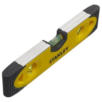 Stanley St043511 25mm Torpedo Ve Şoka Dayanıklı Su Terazisi Açı Ölçer & Su Terazisi