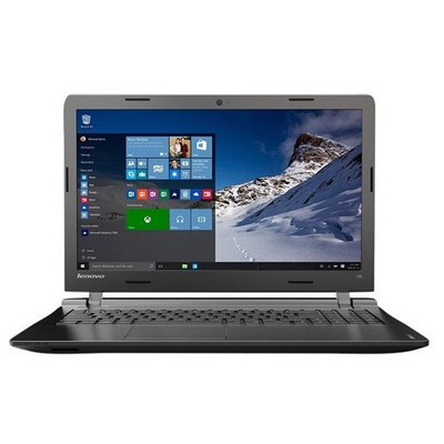 Lenovo Ideapad 100 Laptop - 80QQ0106TX