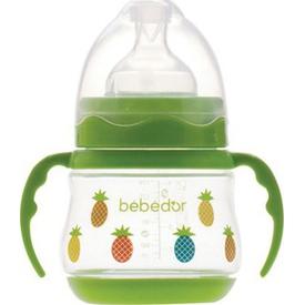 Bebedor Geniş Ağızlı Desenli  150 Ml Yeşil Biberon