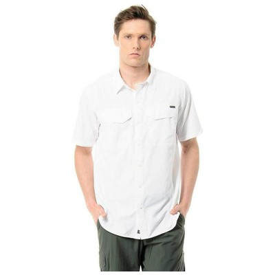 Columbia 28460 Am7474-100 Silver Ridge Sleeve Shirt Gömlek Am7474-100