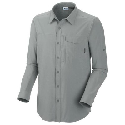 Columbia 32283 Am7091 Packables Roll-up Ls Shirt Am7091-941
