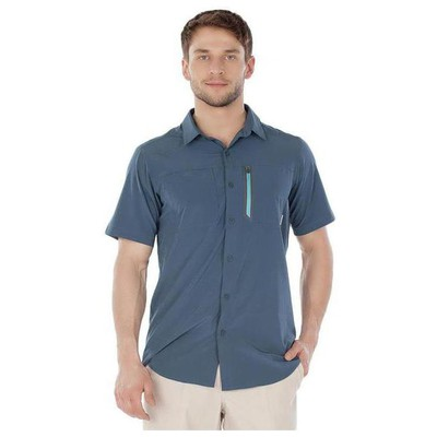 Columbia 36020 Ao9149 Royce Peak Iı Zero Short Sleeve Shirt Ao9149-429