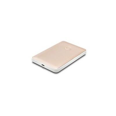 G-Tech G-Drive mobile USB-C 1TB - Gold Taşınabilir Disk