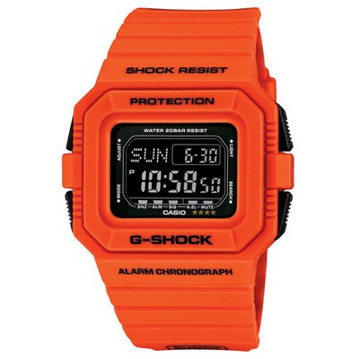 Casio Dw-d5500mr-4dr G-shock Erkek Kol Saati
