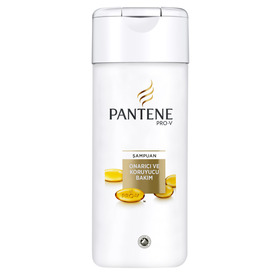 Pantene Şampuan Onarıcı ve Koruyucu Bakım 75 ml Seyahat Boyu Saç Bakım Ürünü