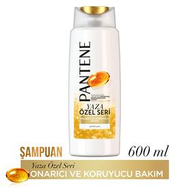 Pantene Şampuan Onarıcı ve Koruyucu Bakım 600 ml Saç Bakım Ürünü