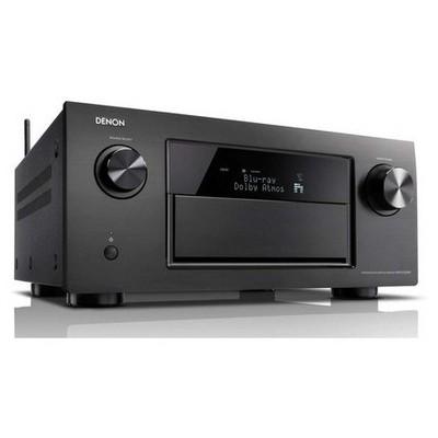 Denon Avr-x 7200 Wa A/v Amplifikatör Amfi / Amplifikatör