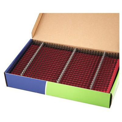 Mapiwire Kutu Tel Spiral 5/16 100'lü Beyaz Ciltleme Ürünü