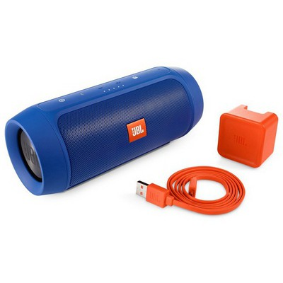 JBL Charge2Plus, Wireless , Mavi Hoparlör