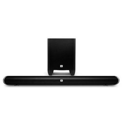 JBL Cinema SB250, Stereo Soundbar, Siyah Ev Sinema Sistemi
