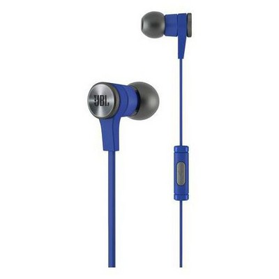 JBL E10 Kulaklık , CT, IE, Mavi Kulak İçi Kulaklık