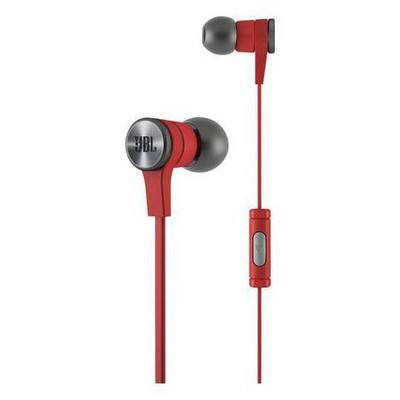 JBL E10 Kulaklık , CT, IE, Kırmızı Kulak İçi Kulaklık