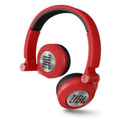 JBL E30 Kulaklık , CT, OE, Kırmızı Kafa Bantlı Kulaklık