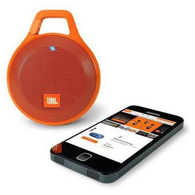 JBL ClipPlus, Bluetooth , Turuncu Hoparlör