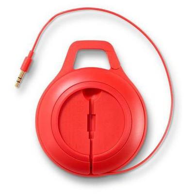 JBL ClipPlus, Bluetooth Hoparlör, Kırmızı HiFi Bileşeni