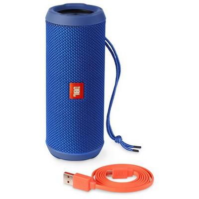 JBL Flip 3 Bluetooth Speaker - Mavi
