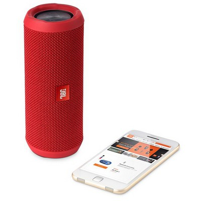 JBL Flip 3 Bluetooth Speaker - Kırmızı