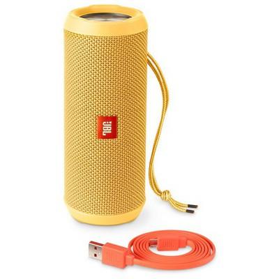 JBL Flip3, Bluetooth , Mic., Sarı Hoparlör