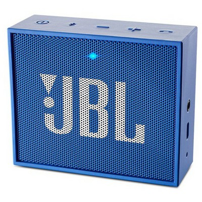 JBL Go Taşınabilir Bluetooth Speaker - Mavi