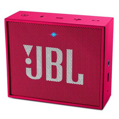 JBL Go Taşınabilir Bluetooth Speaker - Pembe