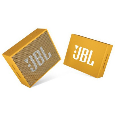 JBL Go Taşınabilir Bluetooth Speaker - Sarı