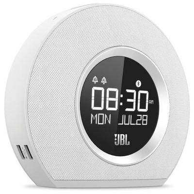 JBL Horizon, Alarmlı Saat, Hoparlör, Beyaz HiFi Bileşeni