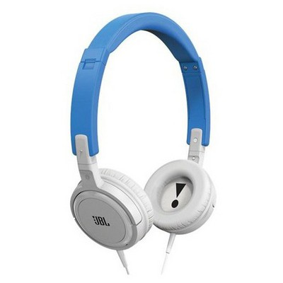 JBL T300A Mavi/Beyaz Bluetooth Kulaklık
