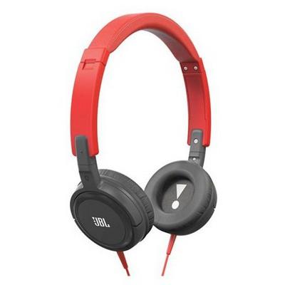 JBL T300A Kırmızı/Gri Bluetooth Kulaklık