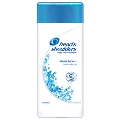 Head & Shoulders Şampuan Klasik Bakım 75 ml Seyahat Boyu Saç Bakım Ürünü