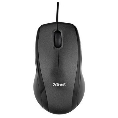 Trust 15862 Carve Kablolu  - Siyah Mouse