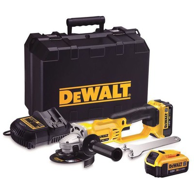 Dewalt Dcg412m2 18volt/4.0ah Li-ıon 125mm Profesyonel Avuç Taşlama